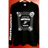 【SHOOTMASTER】 LONG SLEEVE T-SHIRT
