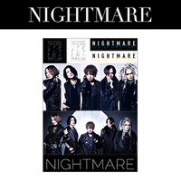 NIGHTMARE TOUR 2021 cry for the moon ステッカーシート