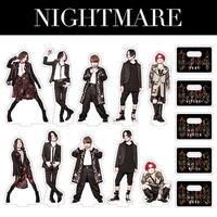 NIGHTMARE BIRTHDAY LIVE 2021 アクリルスタンド第1弾