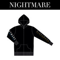 NIGHTMARE TOUR 2021 cry for the moon パーカー