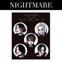 NIGHTMARE TOUR 2021 cry for the moon 缶バッジセット
