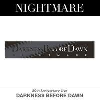 NIGHTMARE 『DARKNESS  BEFORE DAWN』マフラータオル