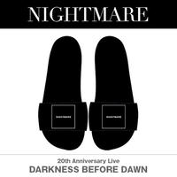 NIGHTMARE 『DARKNESS  BEFORE DAWN』シャワーサンダル
