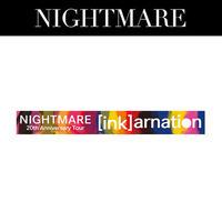 NIGHTMARE 20th Anniversary Tour [ink]arnation ラバーバンド