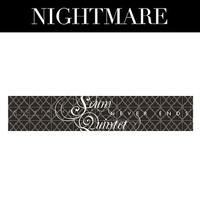 NIGHTMARE 20th Anniversary Last Tour SCUM QUINTET NEVER ENDS マフラータオル