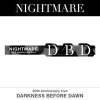 NIGHTMARE 『DARKNESS  BEFORE DAWN』ラバーバンド