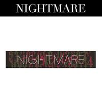 NIGHTMARE BIRTHDAY LIVE 2021  マフラータオル