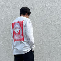 over print over paint Heavy oz LS Tee