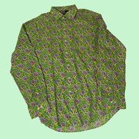 old Ralph Lauren flower print shirt