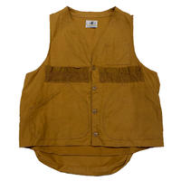 vintage us design hunting vest