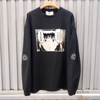"over print""world is over l/s"""