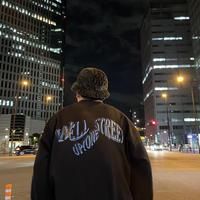 20aw WELL UPTONE STREET Shadow Logo Crewneck