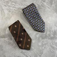 old euro Burberrys silk100% necktie