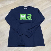 "WELL UPTONE STREET  ""NET WORK LOGO L/S TEE"""