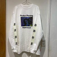 over print product LS Tee