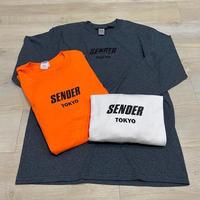 SENDER TOKYO STORE LOGO L/S TEE