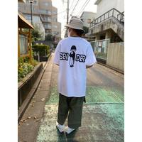 """SENDER TOKYO """"HUMAN"""" TEE"""