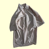 vintage euro box cotton shirt