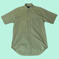 old Ralph Lauren mint green shirt