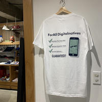 "over print ""Digital Marketing Tee"""