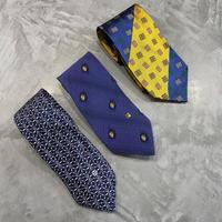 old euro high brand silk100% necktie