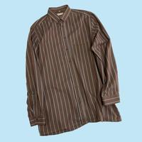 vintage euro box stripe shirt