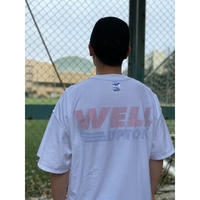 20ss WELL UPTONE STREET Inside Out  Tee TypeC