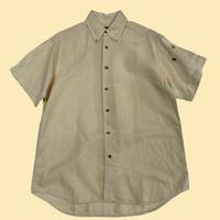 old NAPAPIJRI linen shirt