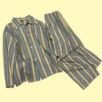 vintage euro cotton pajama room wear set up