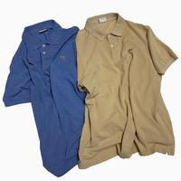 90s lacoste polo shirt