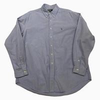 old Ralph  Lauren plain logo shirt
