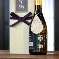 千駒 大吟醸 袋吊り雫酒(木箱)720ml