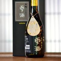 千駒 大吟醸 袋吊り雫酒(黒箱)720ml