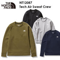 The North Face ノースフェイス Tech Air Sweat Crew NT12087 テック エアー スウェット クルー メンズ クルーネック アウトドア ザ・ノース・フェイス