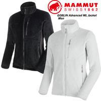 MAMMUT マムート GOBLIN Advanced ML Jacket Men メンズ フリース ジャケット アウトドア スノーボード スキー ジップアップジャケット 1014-22991