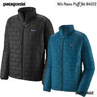 パタゴニア M's Nano Puff Jkt 84212 メンズ・ナノ・パフ・ジャケット 正規品