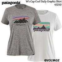 パタゴニア patagonia W's Cap Cool Daily Graphic Shirt 45250 ウィメンズ・キャプリーン・クール・デイリー・グラフィック・シャツ 正規品 2019 春