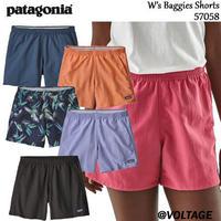 パタゴニア patagonia W's Baggies Shorts - 5 in 57058 ウィメンズ・バギーズ・ショーツ 5インチ 正規品 2019 春モデル