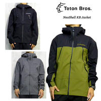 Teton Bros. ティートン ブロス NeoShell KB Jacket Avocade Navy Black Gray メンズ  2019 Spring Summer TB191-04M