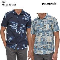 パタゴニア patagonia M's Go To Shirt 52691 メンズ・ゴー・トゥ・シャツ  [クリックポスト]