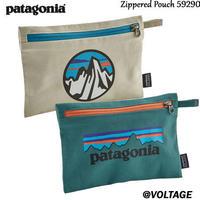 パタゴニア patagonia Zippered Pouch 59290 ジッパード・ポーチ 正規品 2019 春モデル