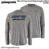 パタゴニア Patagonia M's L/S Cpa Cool Daily Graphic Shirt 45190 メンズ・ロングスリーブ・キャプリーン・クール・デイリー・グラフィック・シャツ