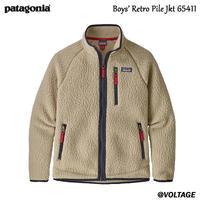 パタゴニア Patagonia Boys' Retro Pile Jkt 65411 ELKH XXL ボーイズ・レトロ・パイル・ジャケット キッズ 正規品