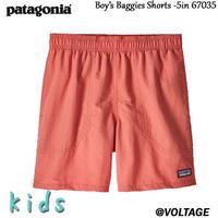 パタゴニア patagonia Boy's Baggies Shorts -5in 67035 ボーイズ・バギーズ・ショーツ 5インチ 正規品 2019 春モデル