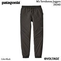 パタゴニア Patagonia M's Terrebonne Joggers 24540 メンズ・テルボンヌ・ジョガーズ  Black 正規品