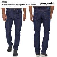 パタゴニア Patagonia M's Performance Straight Fit Jeans-Short 56020 メンズ・パフォーマンス・ストレート・フィット・ジーンズ(ショート)