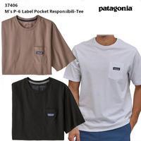 パタゴニア patagonia P-6 Label Pocket Respomsibili Tee 37406 メンズ・P-6ラベル・ポケット・レスポンシビリティー