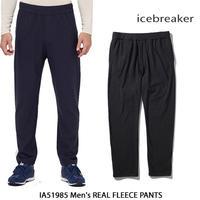 Icebreaker アイスブレーカー REAL FLEECE PANTS IA51985 メンズ リアルフリース パンツ メリノウール 長袖 アウトドア DM ME TR