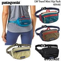 パタゴニア Patagonia LW Travel Mini Hip Pack 49446 ライトウェイト・トラベル・ミニ・ヒップ・パック 正規品  2019 春モデル