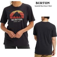 BURTON バートン Underhill Short Sleeve T-Shirt XXS-L Tシャツ 半袖 メンズ レディース 2020 Spring&Summer S21JP-203781